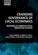 Changing Governance of Local Economies af Patrick Le Gals, Carlo Trigilia, Patrick Le Gales
