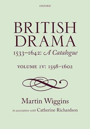 British Drama 1533-1642: A Catalogue
