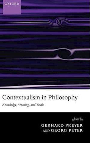 Contextualism in Philosophy