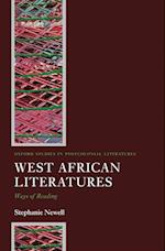 West African Literatures: Ways of Reading
