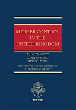 Merger Control in the United Kingdom