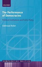 The Performance of Democracies: Political Institutions and Public Policy