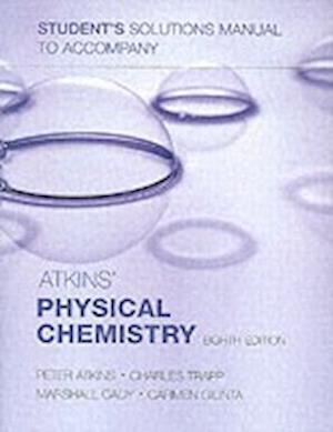 Bog, paperback Student's solutions manual to accompany Atkins' Physical Chemistry af Peter Atkins