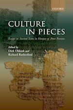 Culture in Pieces af Dirk Obbink, Richard Rutherford