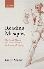 Reading Masques af Lauren Shohet