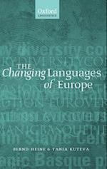 The Changing Languages of Europe (Oxford Linguistics)