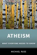 Atheism: What Everyone Needs to KnowRG (What Everyone Needs to Know)