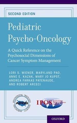 Pediatric Psycho-Oncology
