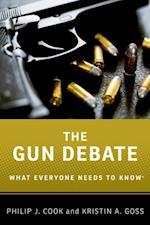 Gun Debate: What Everyone Needs to KnowRG (What Everyone Needs to Know)