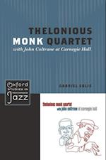 Thelonious Monk Quartet with John Coltrane at Carnegie Hall af Gabriel Solis