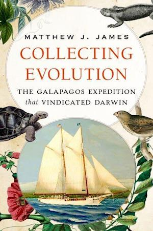Bog, hardback Collecting Evolution af Matthew J. James