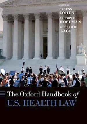 Bog, hardback The Oxford Handbook of U.S. Health Law af I. Glenn Cohen