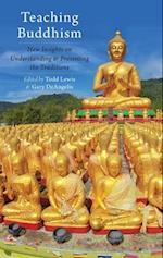 Teaching Buddhism (AAR Teaching Religious Studies)