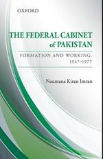 The Federal Cabinet of Pakistan