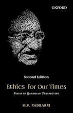 Ethics for Our Times af M. V. Nadkarni