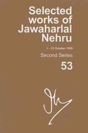 Selected Works of Jawaharlal Nehru (1-31 October 1959)