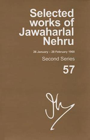 SELECTED WORKS OF JAWAHARLAL NEHRU (26 JANUARY-28 FEBRUARY 1960)