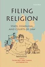 Filing Religion af Daniela Berti