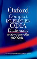 Compact English-English Odia Dictionary