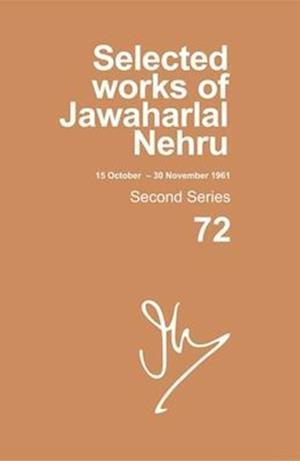 Selected Works of Jawaharlal Nehru