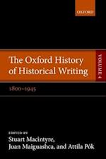 The The Oxford History of Historical Writing (The Oxford History of Historical Writing)