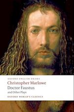 Doctor Faustus and Other Plays af Christopher Marlowe, David Bevington, Eric Rasmussen