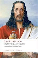 Thus Spoke Zarathustra (OXFORD WORLD'S CLASSICS)