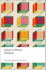 Flatland af Edwin A Abbott, Rosemary Jann, Edwin Abbott Abbott