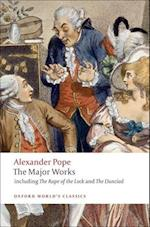 The Major Works af Alexander Pope, Pat Rogers