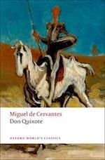 Don Quixote De La Mancha af Miguel de Cervantes Saavedra, E C Riley, Charles Jarvis