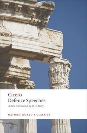 Bog, paperback Defence Speeches af D H Berry, Marcus Tullius Cicero