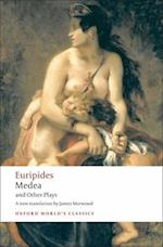 Medea and Other Plays af Euripides, James Morwood