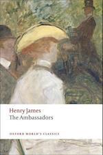 The Ambassadors af Christopher Butler, Henry James