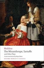 The Misanthrope, Tartuffe, and Other Plays af Maya Slater, Moliere