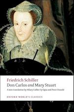 Don Carlos and Mary Stuart af Hilary Collier Sy Quia, Lesley Sharpe, Friedrich Schiller