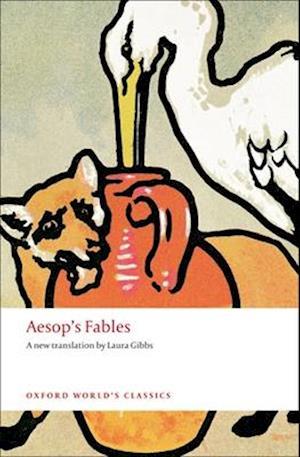 Bog paperback Aesop's Fables af Laura Gibbs Aesop