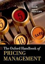 The Oxford Handbook of Pricing Management (Oxford Handbooks)