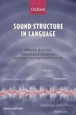 Sound Structure in Language
