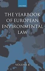 The Yearbook of European Environmental Law