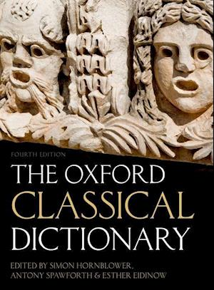 Bog, hardback The Oxford Classical Dictionary af Simon Hornblower, Antony Spawforth