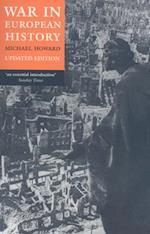 War in European History af Michael Howard