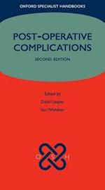 Post-operative Complications (Oxford Specialist Handbooks)
