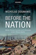 Before the Nation