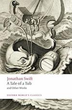 A Tale of a Tub and Other Works af Jonathan Swift, David Woolley, Angus Ross