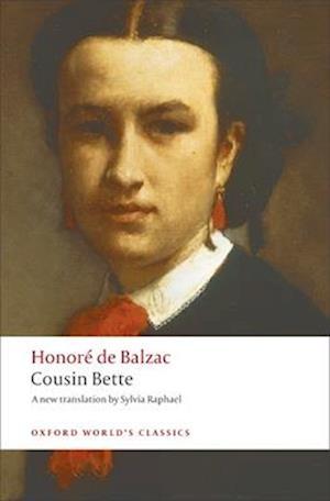 Bog, paperback Cousin Bette af David Bellos, Honore De Balzac, Sylvia Raphael