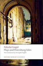 Plays and Petersburg Tales af Nikolai Vasilevich Gogol, Nikolai Gogol, Christopher English