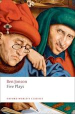 Five Plays af G A Wilkes, Ben Jonson