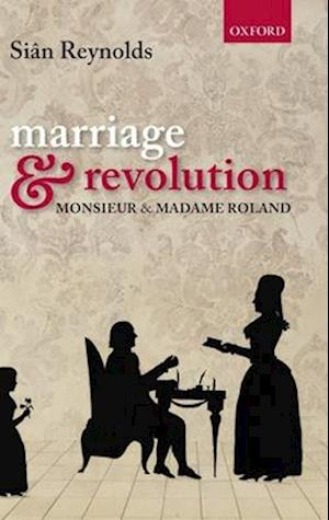 Bog, hardback Marriage and Revolution af Sian Reynolds
