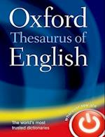 Oxford Thesaurus of English |s au (UK bestselling dictionaries)