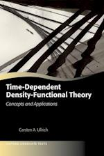Time-Dependent Density-Functional Theory (Oxford Graduate Texts)
